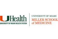 University of Miami Miller School of Medicine-UHealth Logo